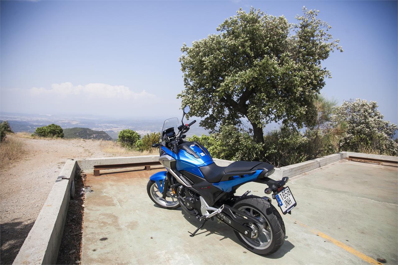 Honda NC750X DCT: ¿La moto total? - foto 6