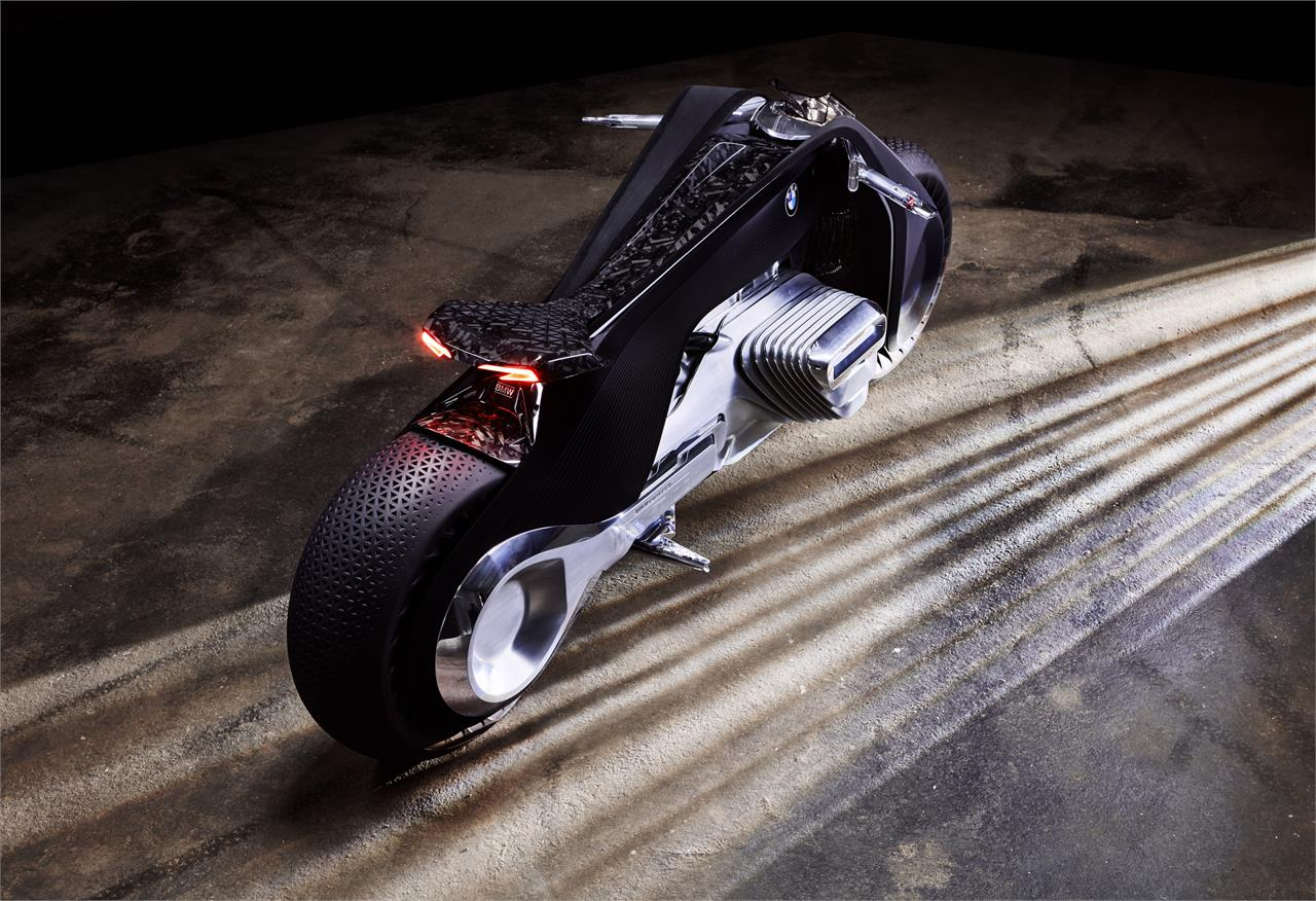 BMW Motorrad VISION NEXT 100: Bienvenidos al futuro - foto 1