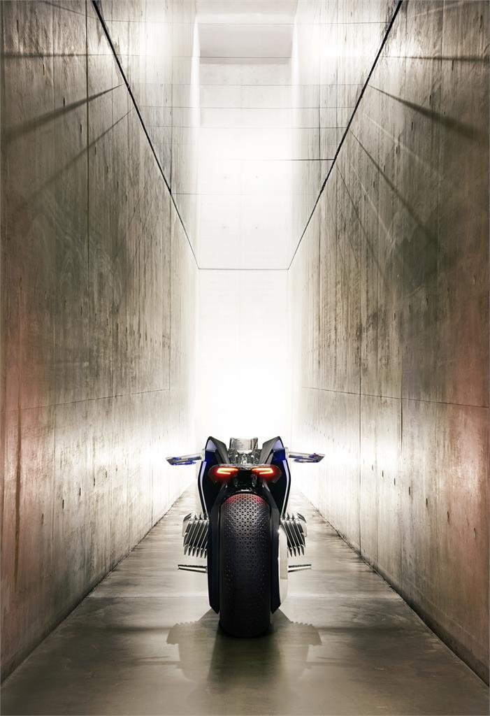 BMW Motorrad VISION NEXT 100: Bienvenidos al futuro - foto 32