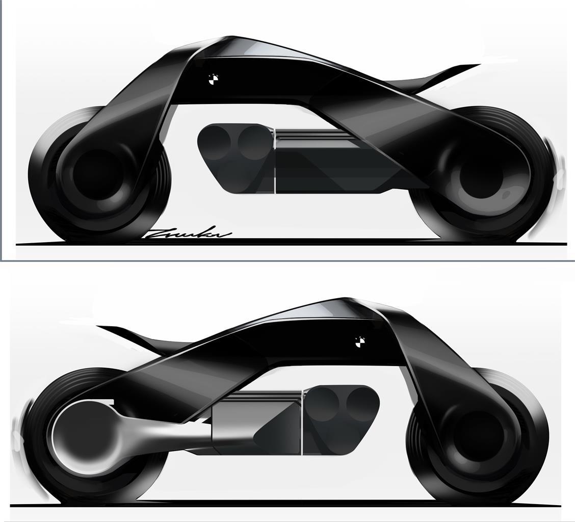 BMW Motorrad VISION NEXT 100: Bienvenidos al futuro - foto 18