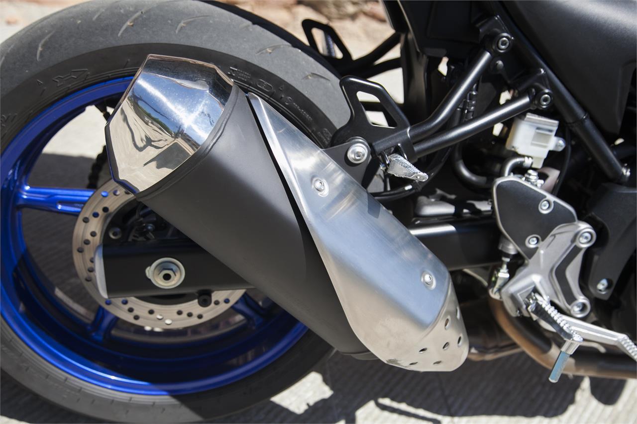 Suzuki SV 650: Amor incondicional - foto 71