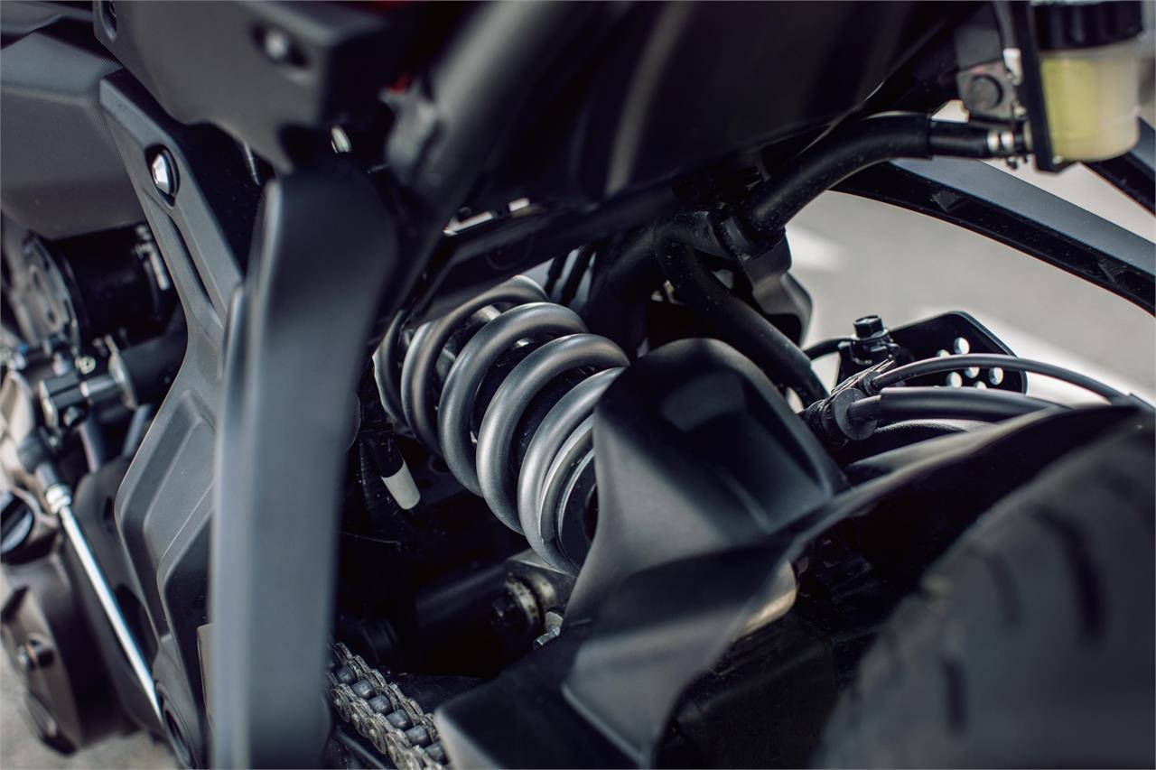 Yamaha Tracer 700: La nueva trail ligera - foto 15