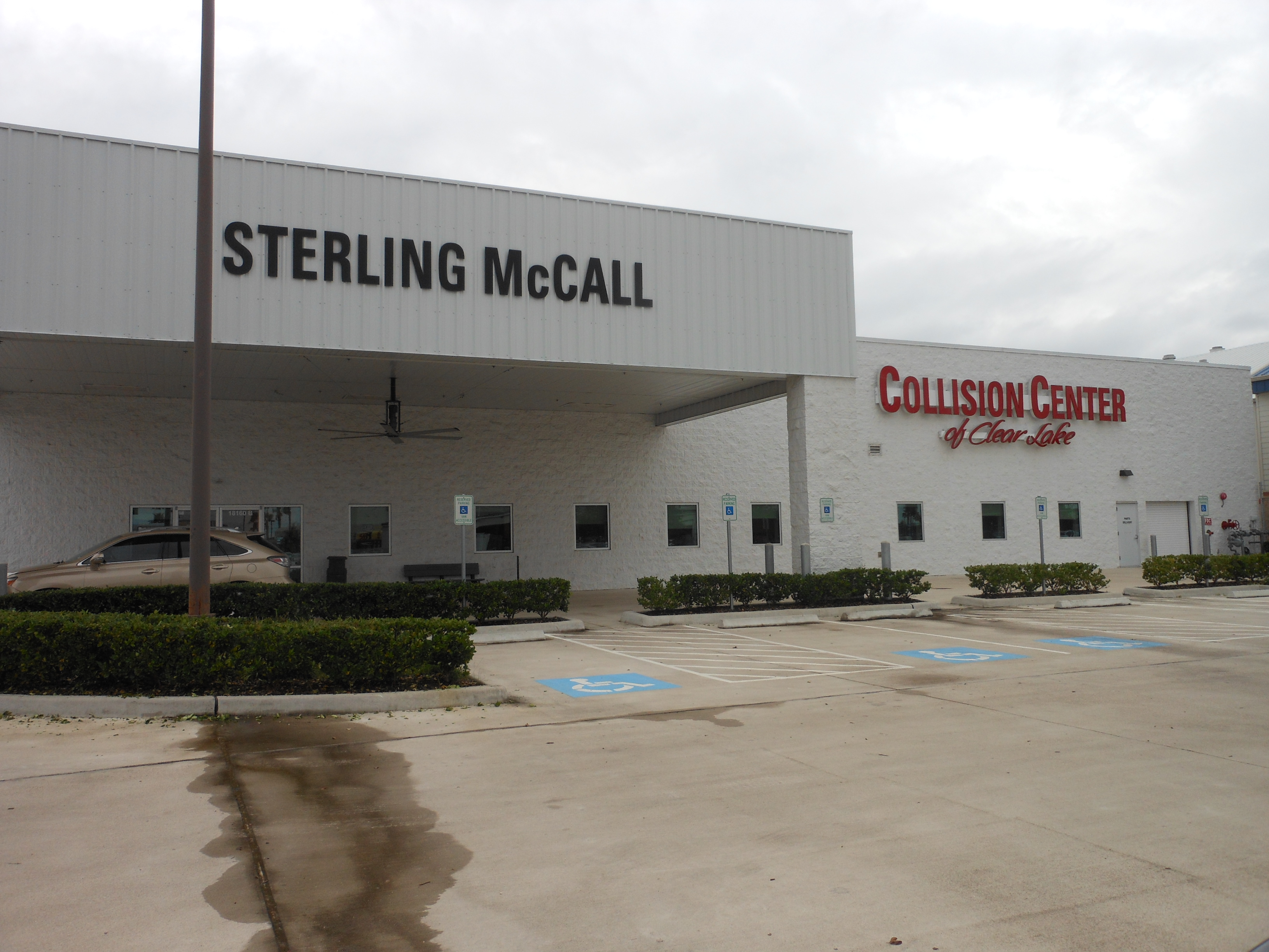 Sterling McCall Collision Center of Clear Lake Gulf Freeway