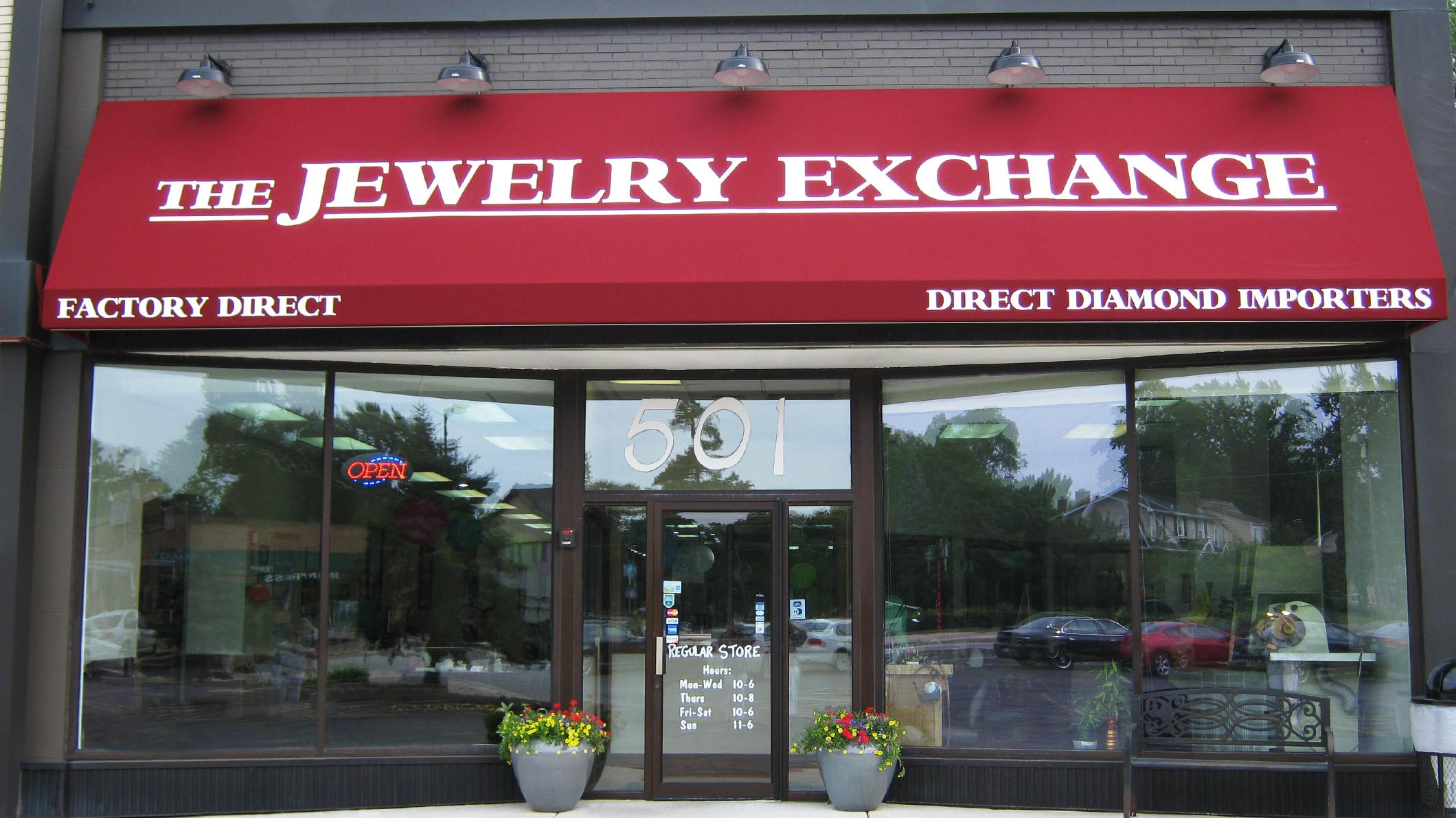 The Jewelry Exchange In Villa Park Jewelry Store