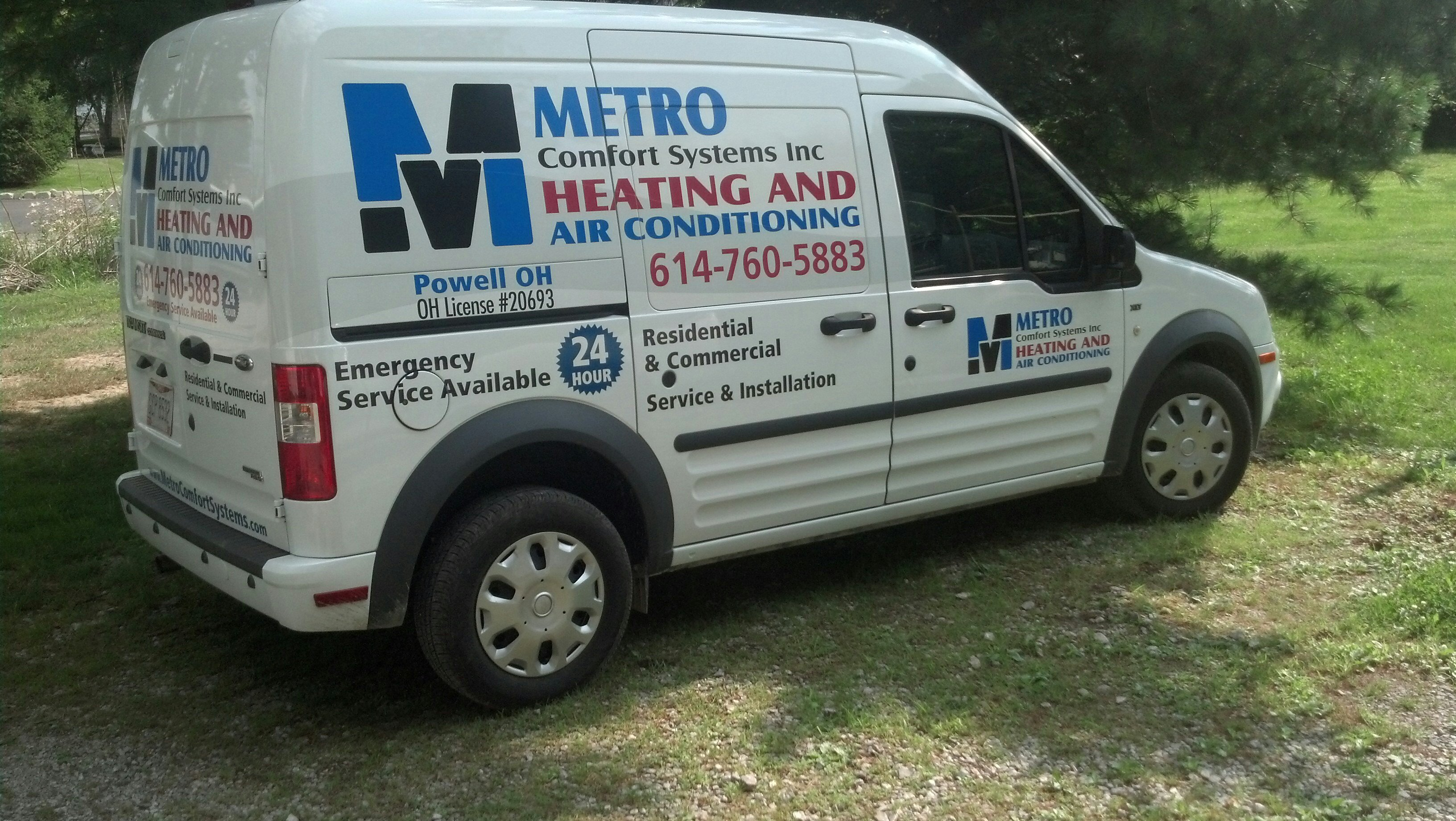 Air Air Heating