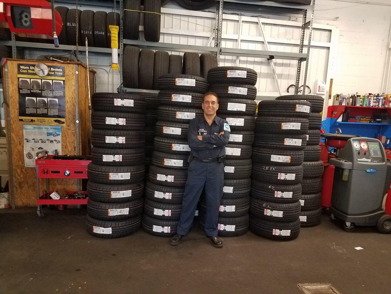Free Tire Fix Near Me