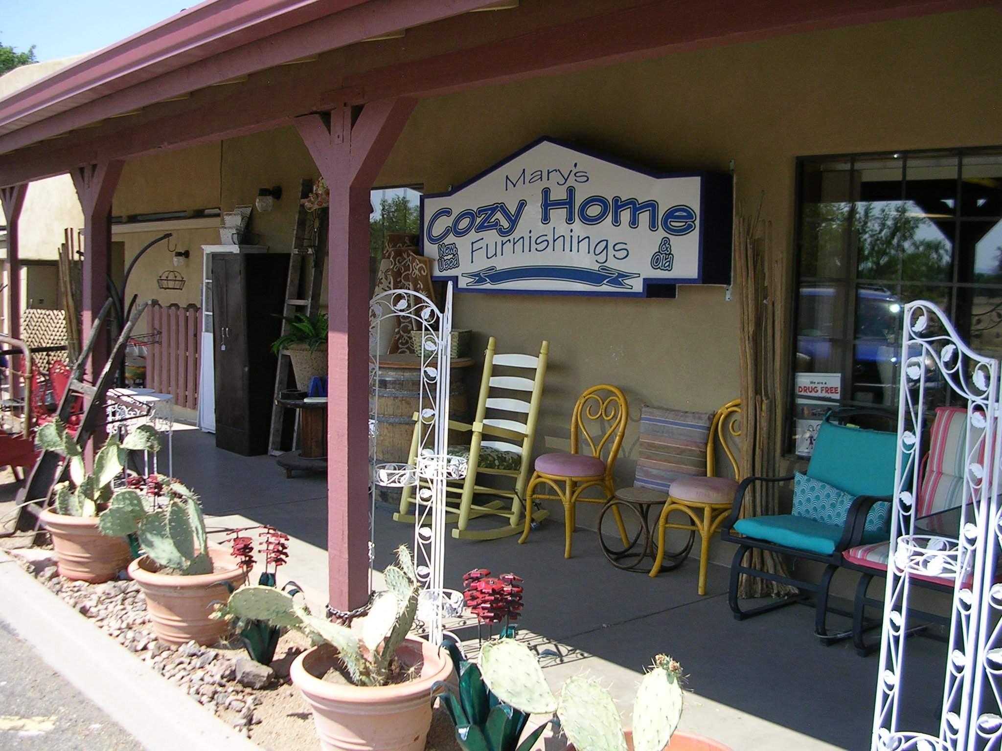 Chino Valley AZ Marys Cozy Home Furnishings Find Marys