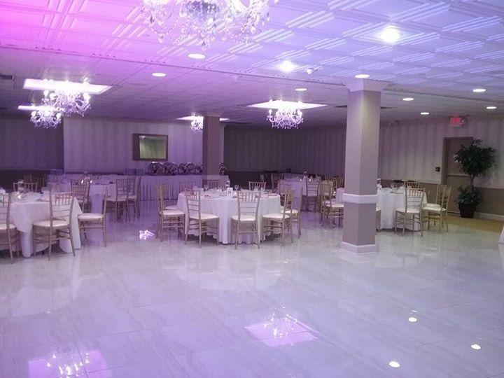 Reflections Ballroom Hazlet New Jersey NJ