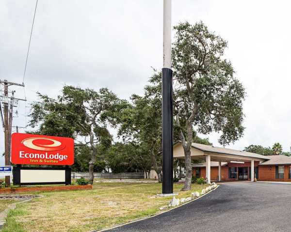 Econo Lodge Inn & Suites Fulton Rockport, Fulton Texas (TX ...