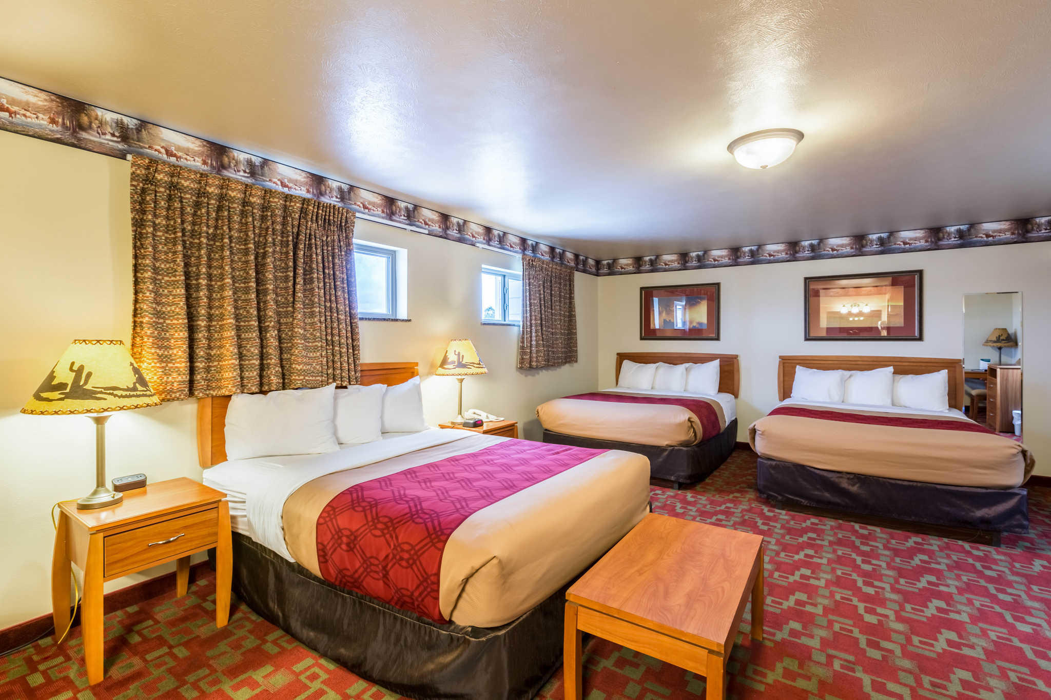 Econo Lodge Inn Amp Suites In Valentine NE 69201