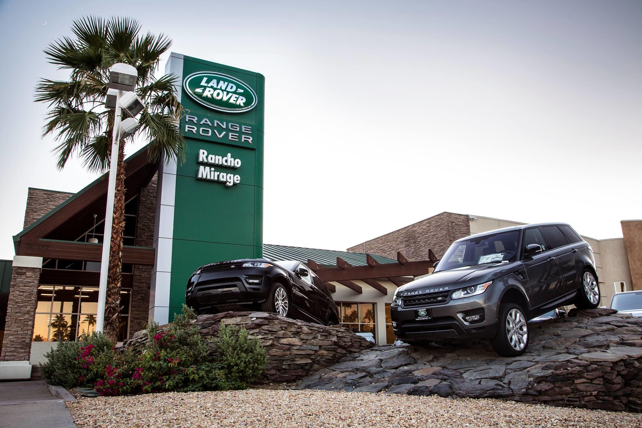 Land Rover Rancho Mirage Hwy 11 Rancho Mirage CA Auto