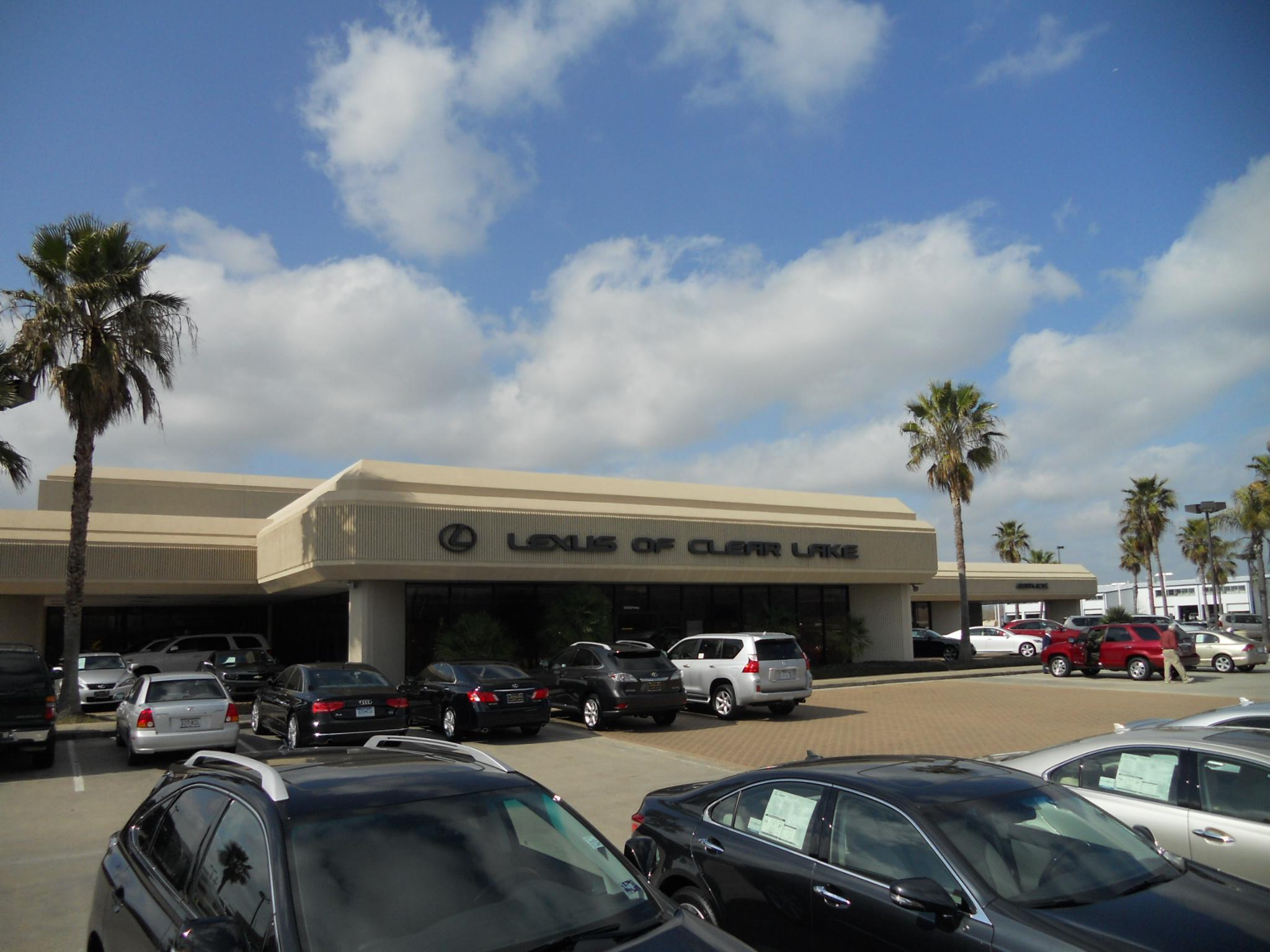 Lexus of Clear Lake Gulf Freeway Houston TX Auto Dealers