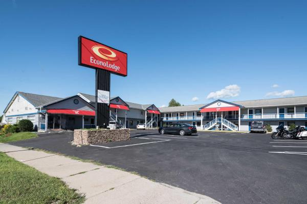 Econo Lodge - Rutland, VT - Business Page