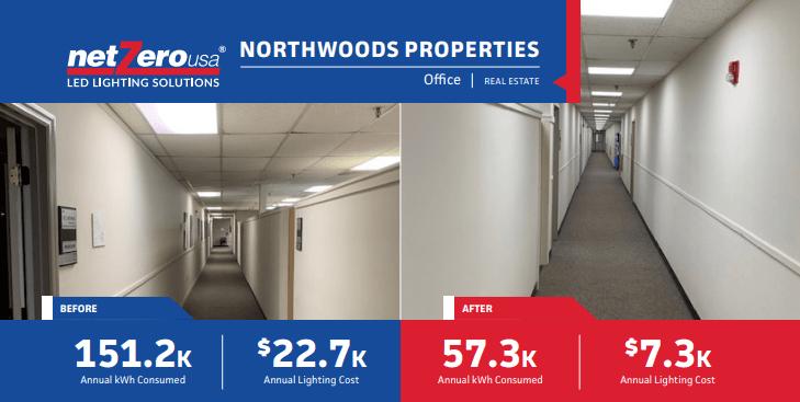 charleston property management firm upgrades lighting with nzled netzero usa