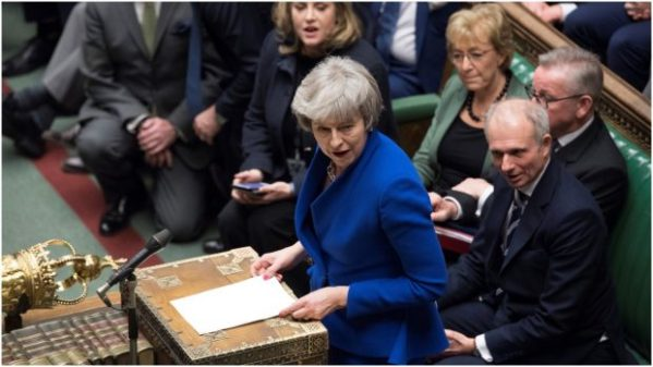 Professor Kenneth Armstrong: No-deal Brexit er ...