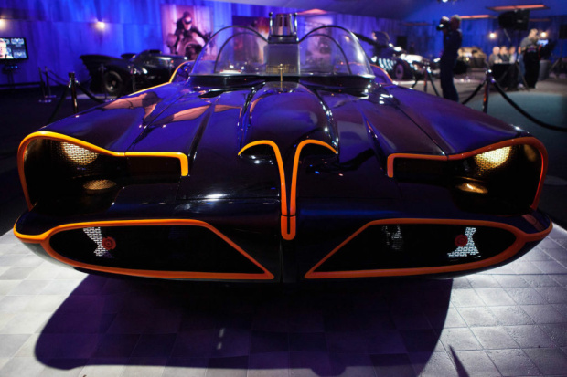40 Things You Never Knew About The Batmobile As The