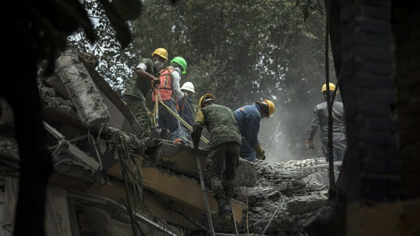 Audio: Mexico City doomed by its geology to more ...