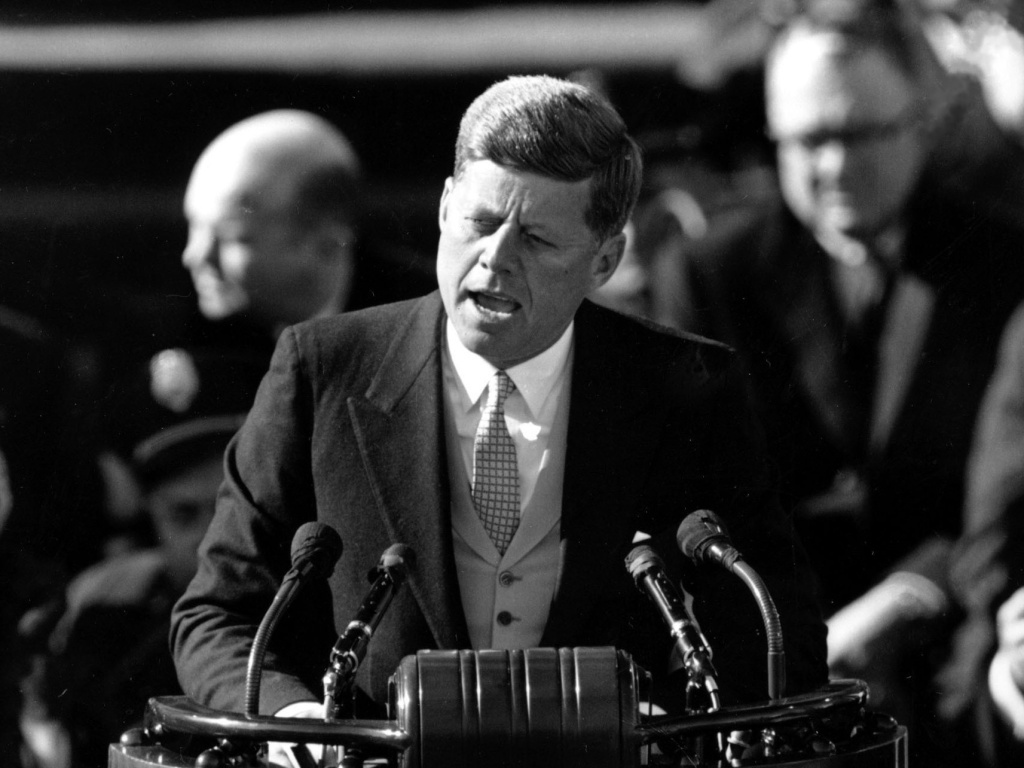 Remembering Jfk Watch His Inaugural Address Amp His