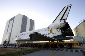 NASA sending Space Shuttle Endeavour to Los Angeles's ...