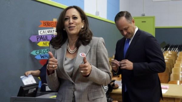 Slideshow: California election update: Kamala Harris leads ...
