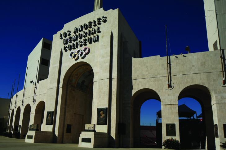 Coliseum Los Memorial Angeles