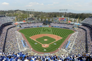 Image result for dodger stadium
