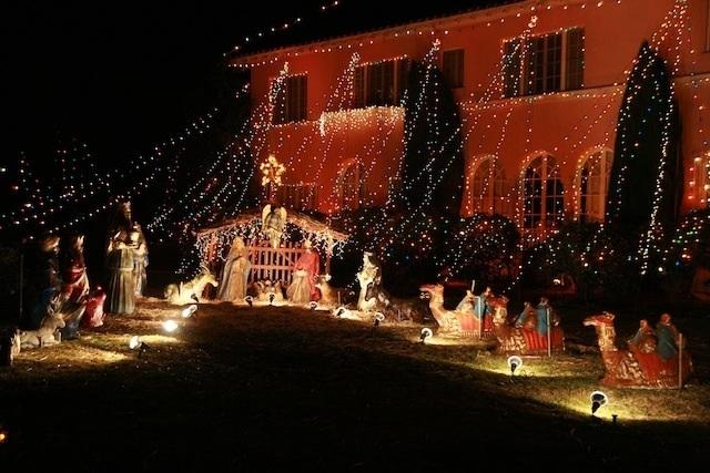 Jones Beach Christmas Lights