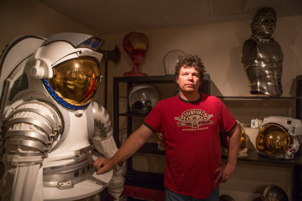 Off-Ramp® | The guy who makes armor and space suits for TV ...