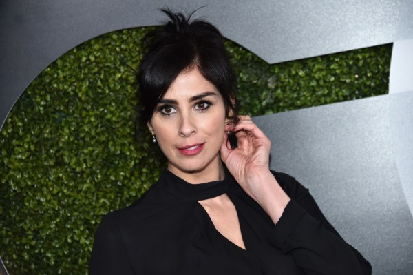 The Frame® | Sarah Silverman: '100 percent of comedians ...