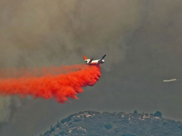 Rough Fire: Vast, stubborn blaze grows overnight   89.3 KPCC