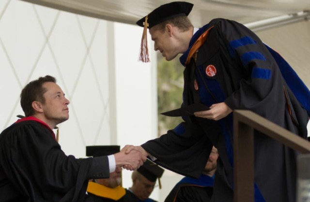 Elon Musk to Caltech grads: 'You guys are the magicians of the 21st  century' | 89.3 KPCC