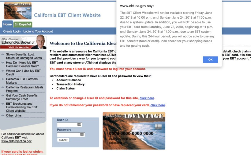 How Get Ebt Card California