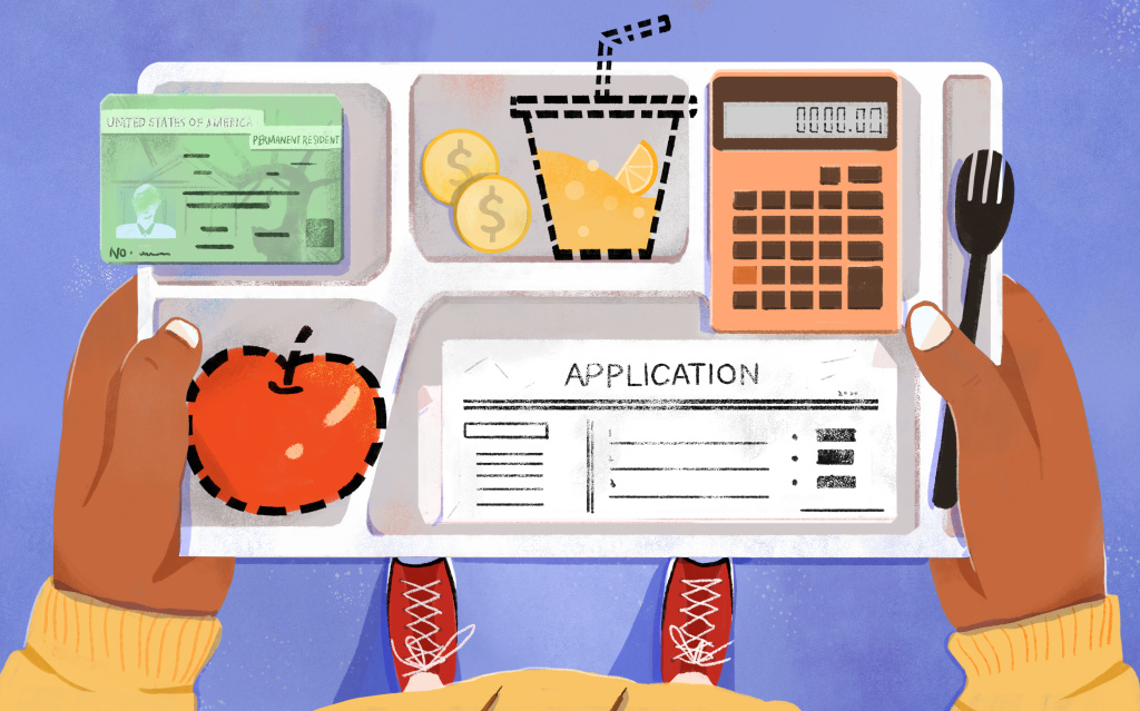 California Food Stamps Application