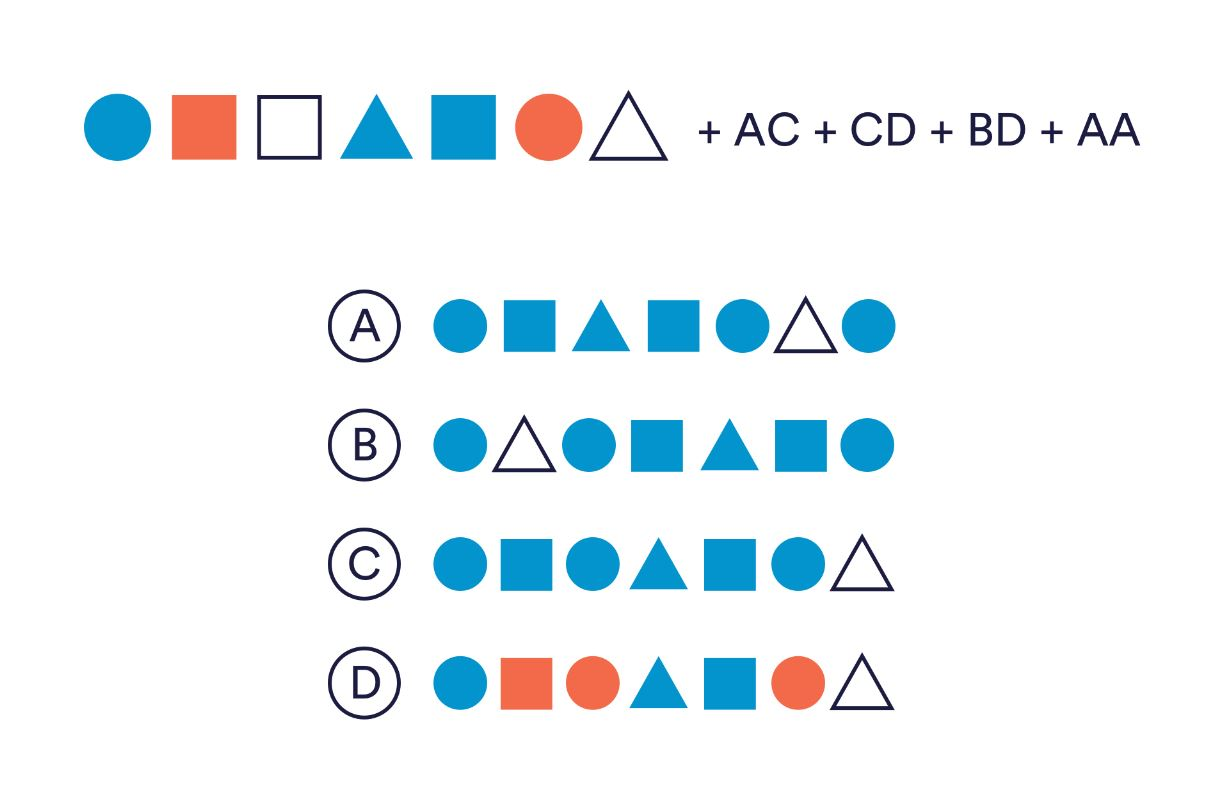 Abstract Reasoning Tests For 21