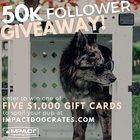 Impact Dog Crates' 50k Follower Giveaway! (11/18/2018) {WW}