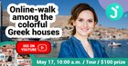 Join Excursion to Greece + Win $100