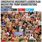 THIS IS YUUUGE! Exclusive — The Spirit of America: Conservative Grassroots Leaders Plan Massive Pro-Trump Demonstrations Nationwide - Breitbart