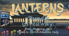 3 winners! Lanterns Board Game Bundle Giveaway (08/03/2017) {US CA}