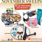 $750 Ultimate Toy Contest - 3 Winners (11/30/2018) {CA}