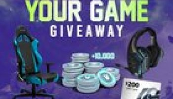 10k V-Bucks Giveaway #giveaway #sweeps #win | Time 4 Giveaways