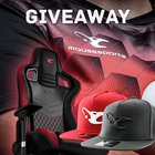 Win a Noblechairs Gaming Chair & More {WW} (10/18/2018)
