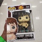 I found a Kenny Omega Funko at a local Target in Jacksonville