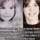Amy and her older brother, Scott, were last seen during the evening hours of September 4, 1978 in their cabin home, in Sterling, Alaska