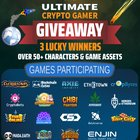 THE ULTIMATE CRYPTO GAMER GIVEAWAY