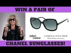 Chanel Sunglasses Giveaway (03/09/2018) {??}