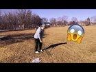 Ridiculous Golf Shot Challenge