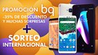Win a Smartphone BQ Aquaris X2 (07/16/2018) {WW}