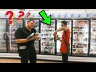 Opening Food In Front Of Employees PRANK 😂😭