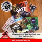 Win any board game up to $60 {US CA} (10/18/18)