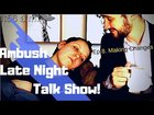 I made some changes to my prank talk show. What do you think?